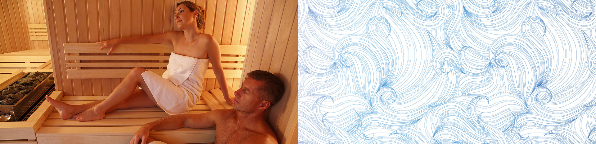 SAUNAS IN THE THERMAL PARK